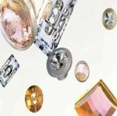 Swarovski Buttons and Fasteners