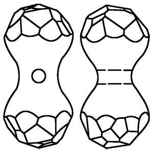 Swarovski Modular Bead 5150