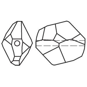 Swarovski Cosmic Bead 5523