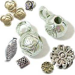 Metal Bali Beads