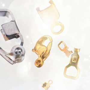 Swarovski Brass Components