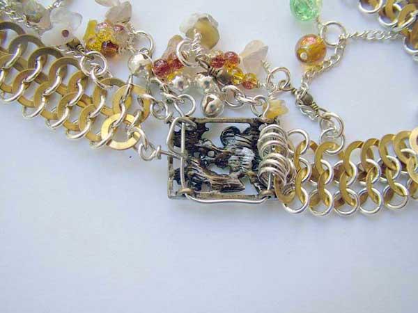 Chain maille Belt