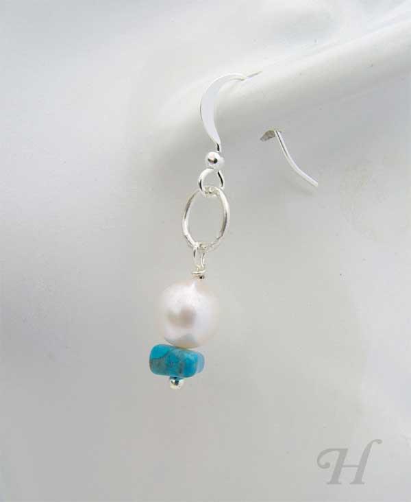 Handmade earrings earrings