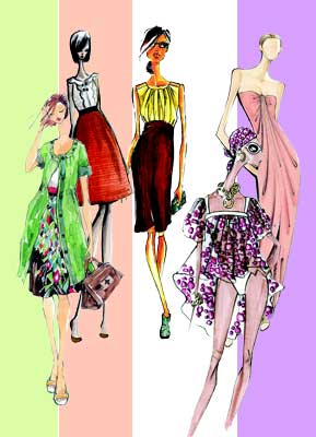 fashion colour