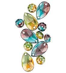 Swarovski New Crystal Blends