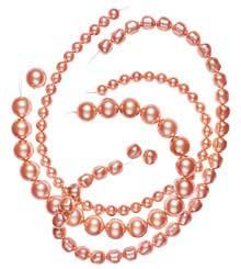 Swarovski Rose Peach Pearl color