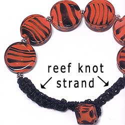 how to knot: reef knot