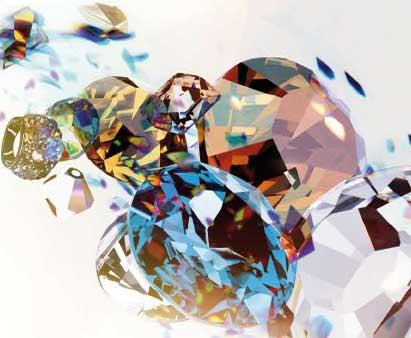 Swarovski Many Crystal Effects