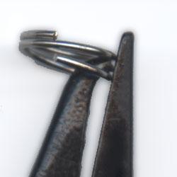 split ring plier