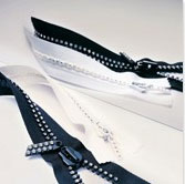 Swarovski Zippers